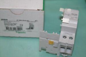 Bloc différentiel Vigi C60, 25A, 2p, 220..415 V, 30mA  schneider 26509