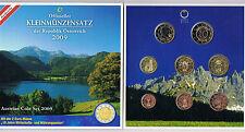 AUTRICHE - COFFRET BU 2009 - 2 EURO = 10 ANS DE L'EURO - réf : 16 189 5