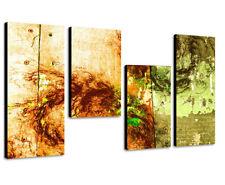 Mehrteilige Deko-wandbilder mit abstraktem Motiv