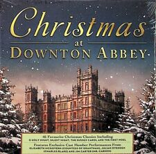 Christmas At Downton Abbey Soundtrack CD (NEW) 2014 (Cast Performances)