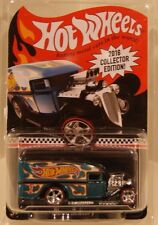 Hot Wheels Blown Delivery Kmart 2016 Mail In #1 Real Riders Redline *In Hand*