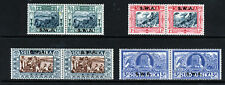 SOUTH WEST AFRICA 1938 Voortrekker Centenary Memorial Set SG 105 to SG 108 MINT