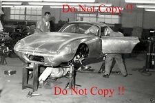 Shelby Daytona Cobra Coupe Factory Preparation 1964 Photograph 4