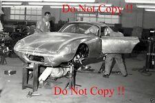 Shelby Daytona Cobra Coupe Factory Preparation 1964 Photograph 4