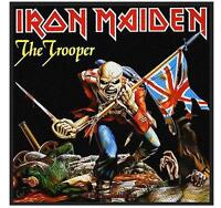 IRON MAIDEN AUFNÄHER / PATCH # 29 TROOPER