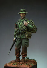 Beneito 173rd US AIRBORNE Brigada Vietnam 1971 54 Mm Sin Pintar Kit