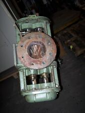 "Worthington Flowserve 6"" Double Helical Rotary Gear Pump 225 Psi"