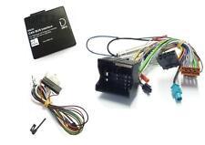 Volante Interface CanBus mercedes e SLK con sony radio