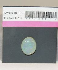 Jelly Opal 14x12mm from Australia 5.72cts (6997)