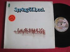 RARE PRIVATE OHIO ROCK LP - SPRING WHEEL (1973) GREEEN BOTTLE STEREO GBS-1014