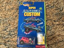 1990 Hot Wheels Super California Custom Scorch Torch '32 Ford 9177