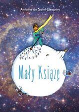 MALY KSIAZE - Antoine de Saint-Exupery, polska ksiazka, polish book