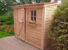 Outdoor Living Today 8X4 SpaceSaver Storage Shed [Ss84]