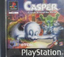 CASPER - FRIENDS AROUND THE WORLD - PLAYSTATION
