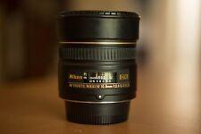 Nikon NIKKOR 10.5mm f/2.8 CRC DX AF ED G Lens