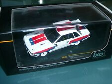 IXO 1/43 : NISSAN 240 RS - READY TO RACE GROUPE B 1985 (ref CLC 182)