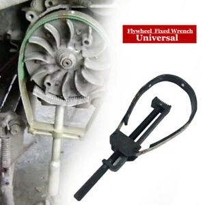 Flywheel Fixed Wrench Holder Motorcycle Front Clutch ATV Repair Puller Extractor