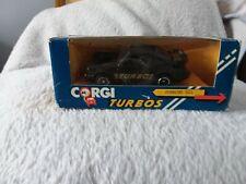 Corgi Turbos, Porche 911, boxed