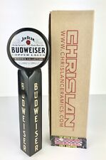 Budweiser Copper Lager Jim Beam Beer Tap Handle 10� Tall - Brand New In Box!