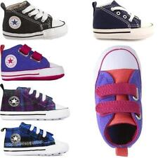 Baby Trainers with Hook & Loop Fasteners
