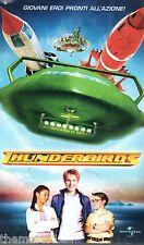Thunderbirds (2004) VHS Universal