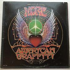"""MORE AMERICAN GRAFFITI"" SOUNDTRACK 2 LP SET MCA2- 11006 NEAR MINT"