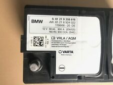BMW Original Batterie Battery 90 Ah 900 A 12 V 61219358616 61216924022