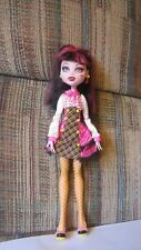 Monster High Doll Forbitten Love Draculaura Outfit Shoes Umbrella