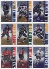BILL GUERIN DALLAS STARS 2002-03 VANGUARD LTD /450 #32