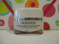 CHRISTIAN DIOR ~ DIORSNOW WHITE REVEAL FRESH CREME ~ 1.7 OZ UNBOXED