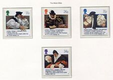 s2864) UK GREAT BRITAIN 1988 MNH** Wales bible 4v