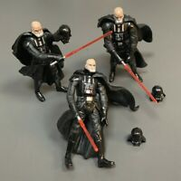 3X Star Wars 2001 Darth VADER clone wars trooper 3.75''  Action Figure Toys Gift