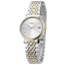 Tissot Women's Stainless Steel Two-Tone Watch T52.1.481.31 - SALE PRICE