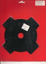 - Brosse Cutter rotofil Lame acier MPMD 728 - 4 T x 200x épaisseur 25.4-1.4 mm 1 in (environ 2.54 cm) Trou