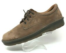 Rocky Mens Brown Suede Leather FORMZ PFS Oxfords Personal Fit System Size 10.5 M