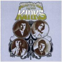 THE KINKS - SOMETHING ELSE BY THE KINKS  CD  21 TRACKS SOFT ROCK/POP ROCK  NEU