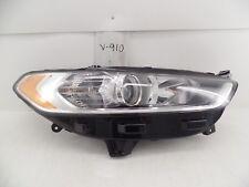 OEM USED HEADLIGHT FORD FUSION 13-16 RH HEAD LIGHT LAMP HEADLAMP chip mount