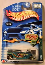 Hot Wheels 2002 Cold Blooded series #4/4 Phaeton collector #078