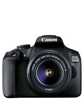 NEW Canon EOS 1500D DSLR Camera With EF-S 18-55mm Lens