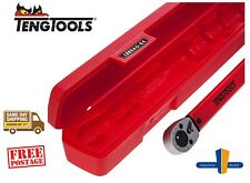 """Teng Tools Torque Wrench 1/2"""" Drive 70 - 350nm 1292ag-e4 Nut Bolt Shaft Pulley"""