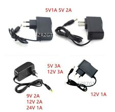 DC 5V 9V 12V 24V1A 2A 3A Adaptor Power Supply Charger Adapter