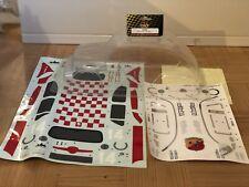 ABARTH berlina corsica body parts new m chassis 210mm tamiya m-01 m-05