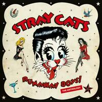 "Stray Cats - Runaway Boys: The Anthology (NEW 2 x 12"" VINYL LP) Preorder 27/09"