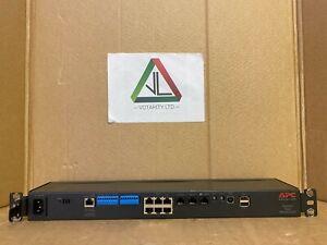 APC NetBotz Rack Monitor 550 APC NBRK0550 APC Netbot 550 with Brackets (Inc VAT)