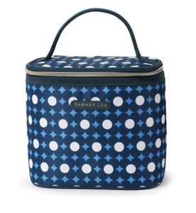 Dabney Lee by Arctic Zone Lunch Sack - Navy Daisy Darling