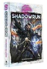 Shadowrun: Grundregelwerk, 6. Edition (Hardcover) - PEGASUS PRESS #46100G