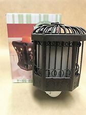 Bird Cage Accent Warmer / Burner Ambiescents for Scented Wax or Oil Plug In