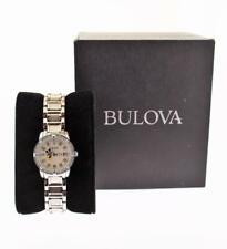 Disney Wrist Watch - Mickey Mouse - Bulova Diamond Watch For Women
