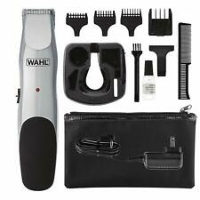 Wahl 9918-6171 Groomsman Corded/Cordless Rechargeable Beard Trimmer Grooming Kit