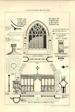 1900 Village Church Details Design Of Furniture West Window Design Club